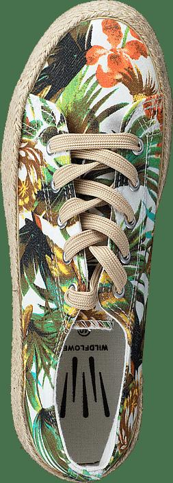 Kjøp Wildflower Egina 01 White Sko Online