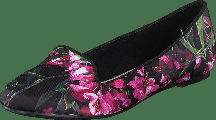 Wildflower Alonnisos 06 svart rosa Skor Online