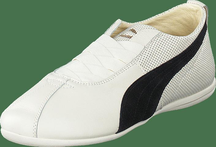 00 Low Sko black Køb Puma Eskiva Hvide Whisper Wn's Flade White Online 54347 Y8E768