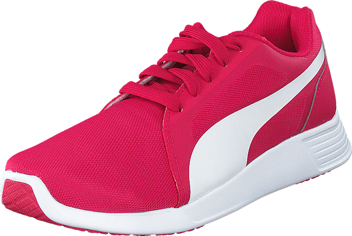 Puma - ST Trainer Evo Rose Red-White