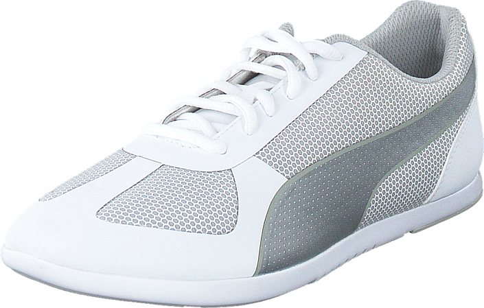 Puma - Modern Soleil White-Puma Silver