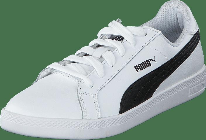 e712577f5a7 Köp Puma Puma Smash Wns L White-Black vita Skor Online | FOOTWAY.se