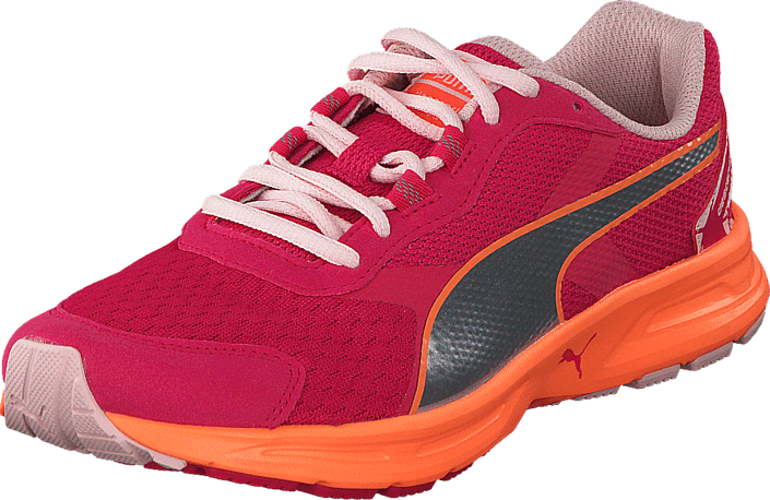 mieux aimé 1b119 eec04 Descendant v3 Jr Rose Red-Puma Silver