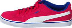 Puma 1948 Vulc Jr Rose Red-White