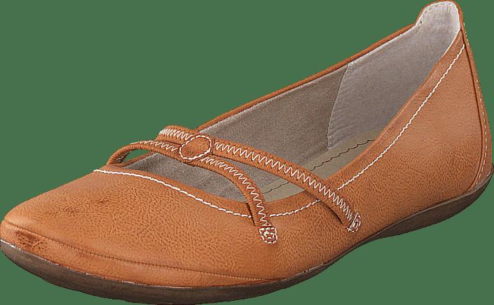 Tamaris 1 1 22110 26 305 Cognac orangea Skor Online