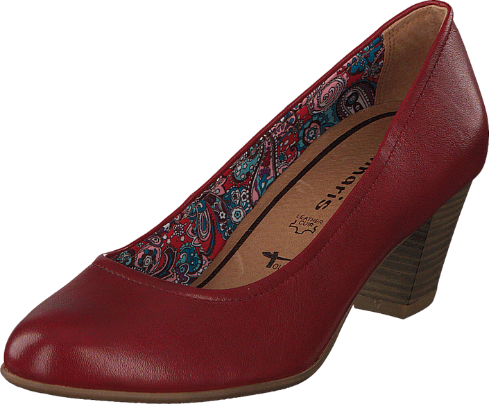 bf0fa770d538 Buy Tamaris 1-1-22408-26 533 Chili red Shoes Online