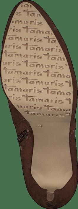 Kjøp Tamaris 1-1-25323-26 305 Cognac Sko Online