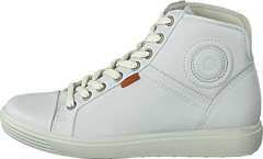Soft 7 Ladies Mid White
