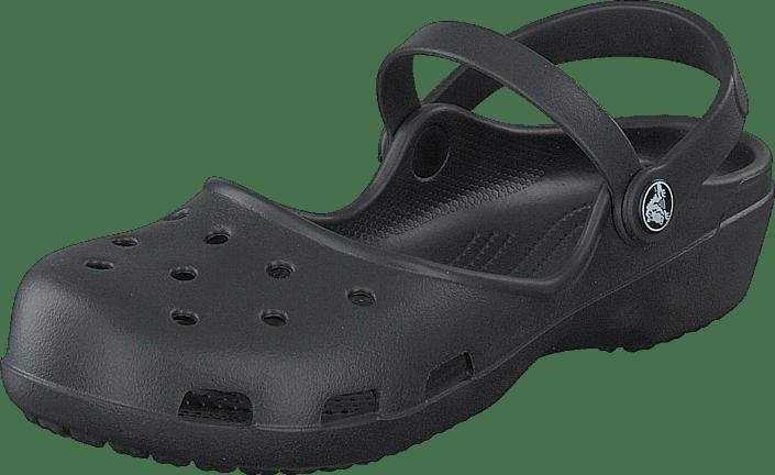 Kjøp Clog Online Og Crocs W Tøfler Sorte Black Sko Sandaler Karin waTPa