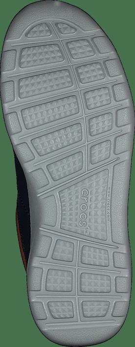 Crocs - Crocs Kinsale Lace-up Navy/Light Grey