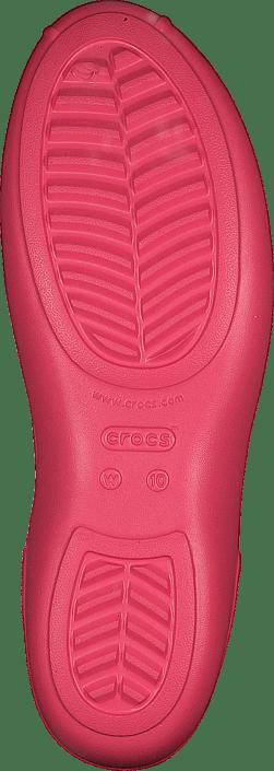 Crocs - Olivia II Flat W Coral