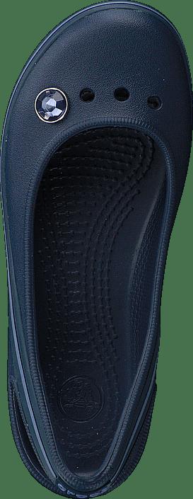 Crocs - Genna II Gem Flat GS Navy Bijou Blue