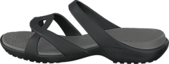 Meleen Twist Sandal Black/Smoke