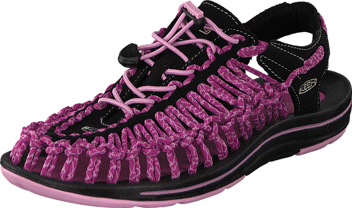 Keen - Uneek 8Mm Rock Black/Lilac Chiffon