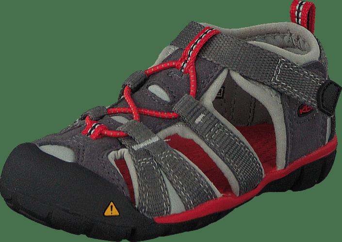 Keen - Seacamp II Cnx-Tots Magnet/Racing Red