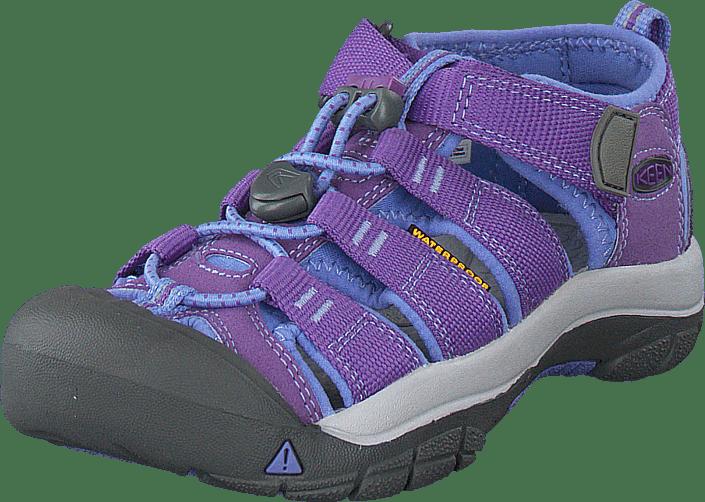 Keen - Newport H2-Kids Purple Heart/Periwinkle
