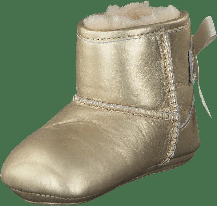 UGG - Jesse Bow Metallic Soft Gold