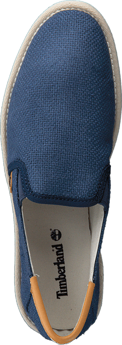 Timberland - City Shuffler Fabric Slip Navy Burlap