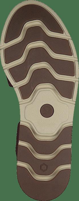 Timberland - Bailey Park Cross Vamp Medium Brown Eastlook