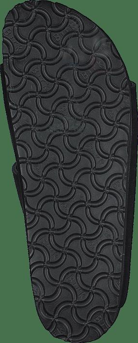 Birkenstock - Monterey Slim Natural Leather Black