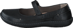 Iona Regular Natural Leather Black