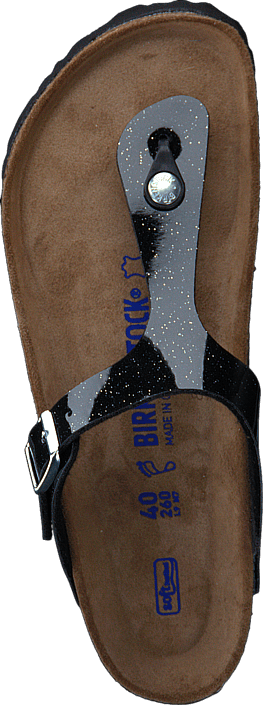 Birkenstock - Gizeh Regular Birko-Flor Magic Galaxy Black