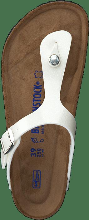 Birkenstock - Gizeh Regular Birko-Flor Magic Galaxy White
