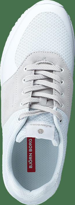Kjøp White Hvite W Msh R100 Online Björn Borg Og Sko Low Sportsko Sneakers HqHTr