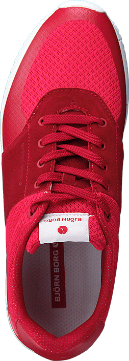Björn Borg - R100 Low Msh W Red
