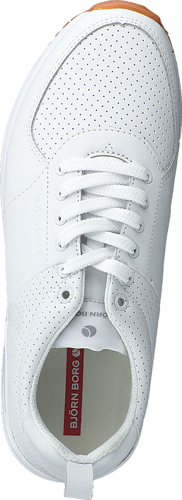 Björn Borg - R100 Low Uni M White