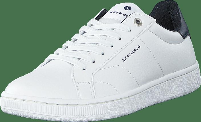 Kjøp Björn Borg T305 Low Cls M Whitenavy sko Online