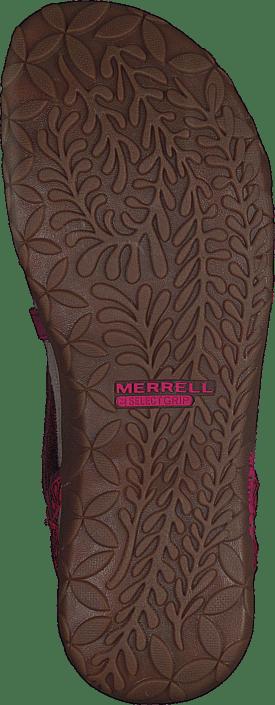 Online Merrell Køb Terran 54696 Fuchsia Lyserøde Og Lattice Tøfler Ii Sko Sandaler 00 0dqrwd6W