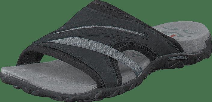 Kjøp Merrell Terran Slide II Black sko Online | FOOTWAY.no