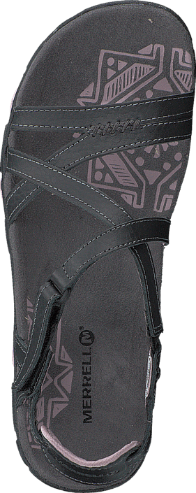 Sandspur Rose Leather Black