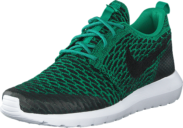 purchase cheap f1fb3 d89e8 Kup Nike Nike Roshe Nm Flyknit Se Lucid Green/Black-White szare Buty ...