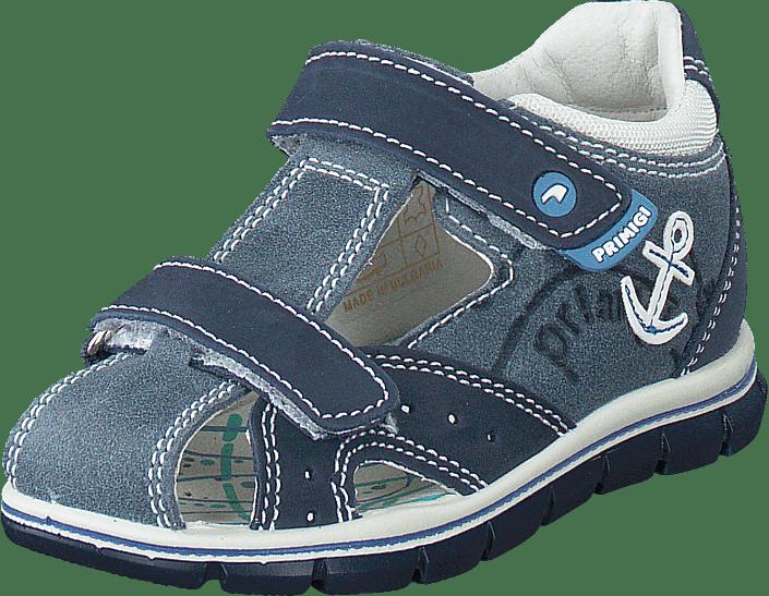 Primigi - Adelmo Azzur/Jeans/Bco