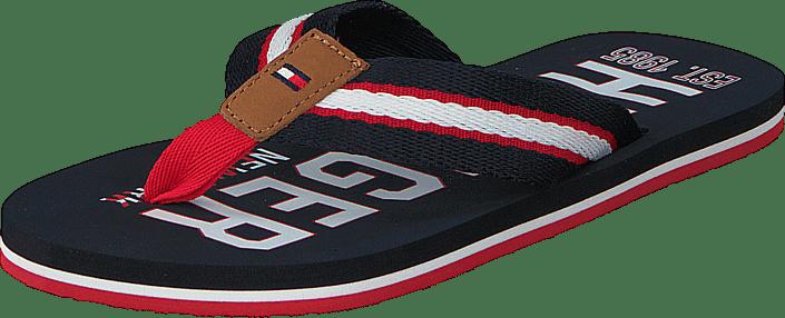 53497f3d1f11 Buy Tommy Hilfiger Banks 11D 403 Midn black Shoes Online