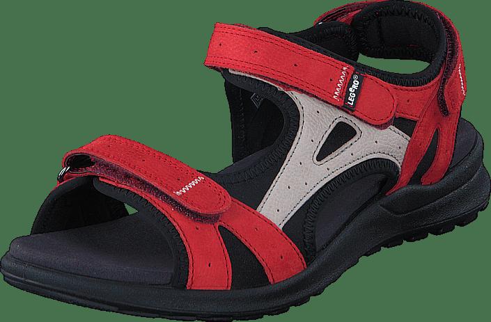 Legero Siris Samba röda Skor Online
