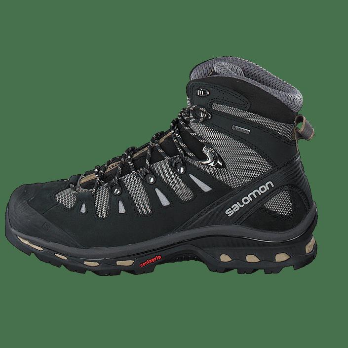 Salomon Quest 4D 2 Gtx DetroitBkNavajo Schuhe Kaufen
