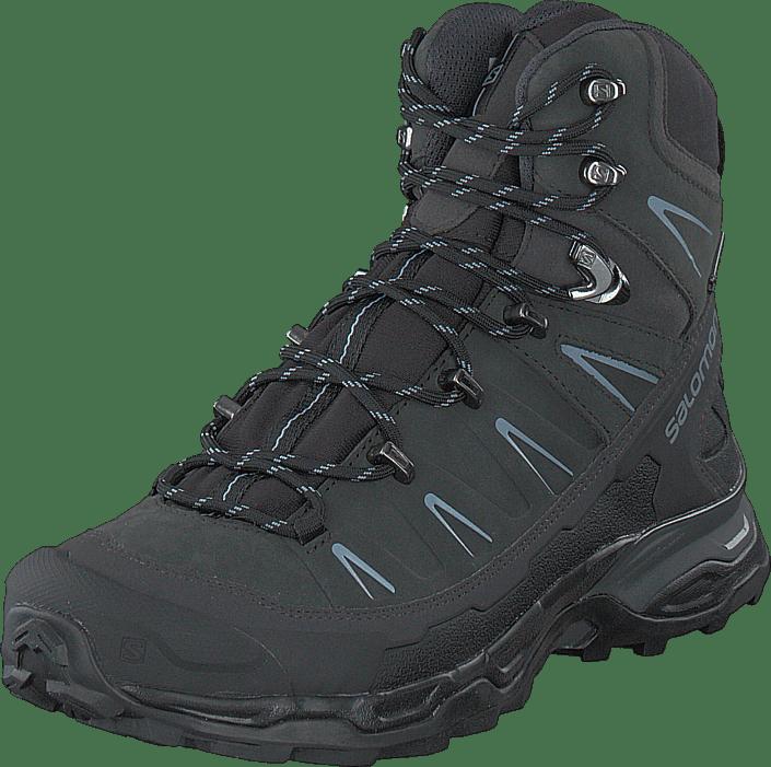 store salomon sko rosa grå df050 98e2b