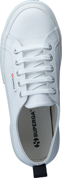 Superga - 2750-FGLU Leather White
