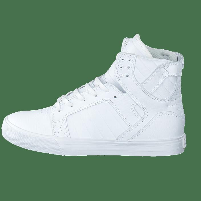 SKYTOP Sneakers whitered Supra Høye joggesko CLASSIC Herre
