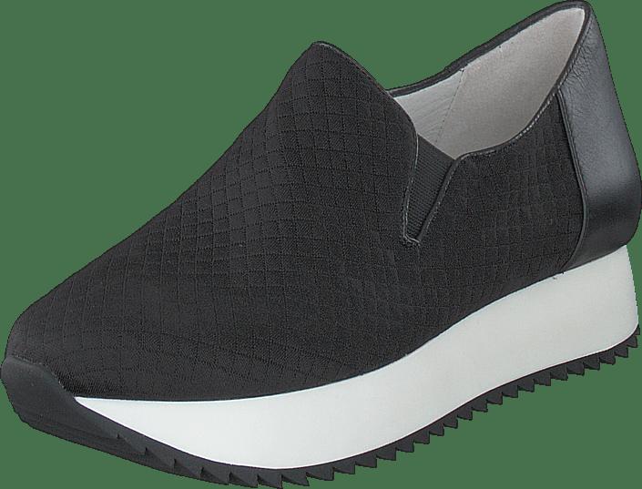 Sorte Ultra sko fra Tiger of Sweden Sneakers