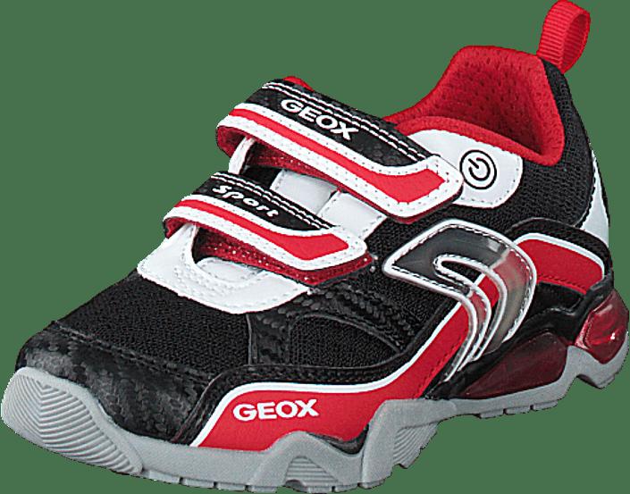 Geox - Light Eclipse 2 Boy White/Red
