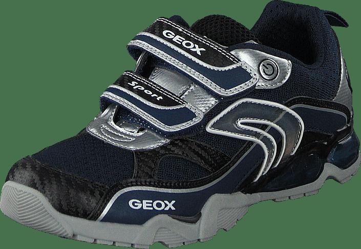 Geox - Light Eclipse 2 Boy Navy/Silver