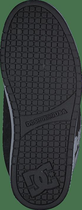 Dc Court Graffik Shoe Black