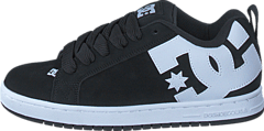 Dc Court Graffik Shoe Black