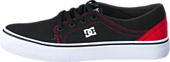 Dc Kids Trase Tx Shoe Black/Red