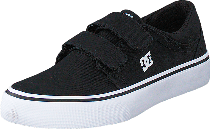 DC Shoes - Dc Kids Trase V Shoe Black/White