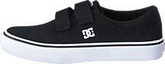 Dc Kids Trase V Shoe Black/White